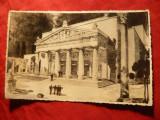 Ilustrata Fotografie- Galati -Proiect Soc.Cultural V.A.Urechia circ.1934, Circulata