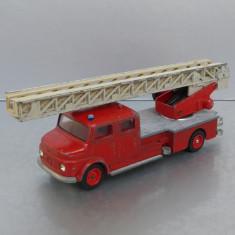 Mercedes-Benz Metz DL 30h Feuerwehrdrehleiter, Siku - Macheta auto