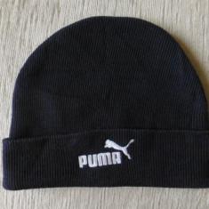 Caciula Puma; marime universala; 100% acrilic; stare excelenta - Fes Barbati, Culoare: Din imagine