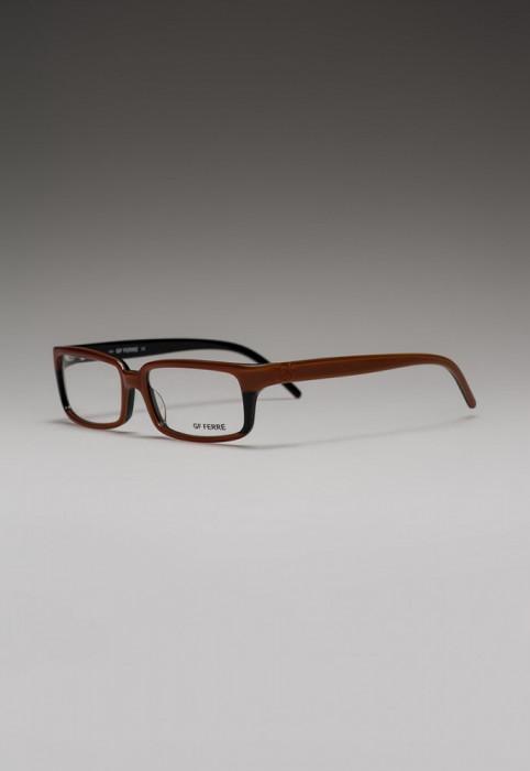 Rame ochelari unisex  GF Ferre maro Mandy FF04904 foto mare