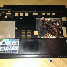 Palmrest + touchpad MSI WIND U100 - Carcasa laptop