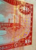 Bancnota 1 Dolar - TRINIDAD TOBAGO, 2002 UNC