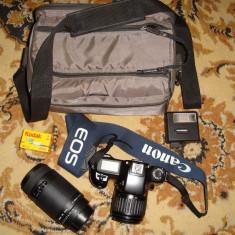Set geanta Canon - Aparat Foto cu Film Canon