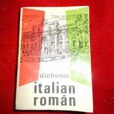 DICTIONAR ITALIAN - ALEXANDRU BALACI - Curs Limba Italiana