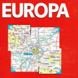 Instituto geografico DeAgostini - Atlas rutier Europa - 31039
