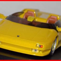 1992 - LAMBORGHINI DIABLO ROADSTER - Prototipo (scara 1/43) WHITE BOX - Macheta auto