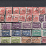 UNGARIA 1927/31 LOT OLD STAMPS USED, LOT 1 ST, Stampilat
