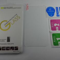 Huawei G7 Folie din sticla temperata TEMPERED GLASS pentru display - Folie de protectie Huawei, Anti zgariere