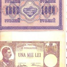 Folii pentru bancnote cu 2 compartimente