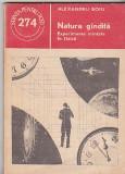 Al Boiu - Natura gandita . Experimente mintale in fizica