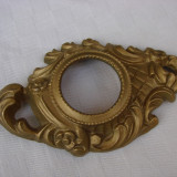 Suport din aluminiu alamit pentru ceas de buzunar - Metal/Fonta, Ornamentale