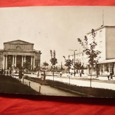 Ilustrata Hunedoara, circulat 1966 - Carte Postala Transilvania dupa 1918, Circulata, Fotografie