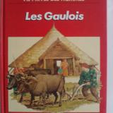 Les Gaulois / R7P5 Ed. Hachette, 1985, 30 pagini, text in franceza - Carte educativa