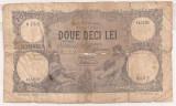 ROMANIA 20 LEI MARTIE 1920 U