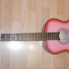 Chitara clasica pentru incepatori 4/4 corzi naylon si metal+ husa cadou