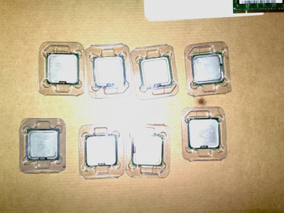 Procesor Intel pentium 4 P4 524 soket 775 3,06Ghz foto