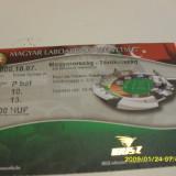 Bilet         Ungaria  -  Turcia