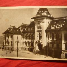 Ilustrata - Fotografie -Craiova - Sfatul Popular , circulat 1958