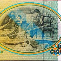 Bancnota 200 Cruzeiros - BRAZILIA, 1990 UNC - bancnota america
