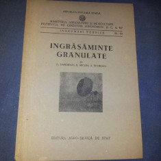 INGRASAMINTE GRANULATE