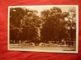 Ilustrata - Fotografie- Braila - Lacul Sarat 1957