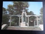 SEPT15-Vedere/Carte postala-Constanta-Statuia lui M Eminescu-circulata