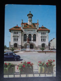 SEPT15-Vedere/Carte postala-Constanta-Sfatul popular-masina de epoca in p.p.