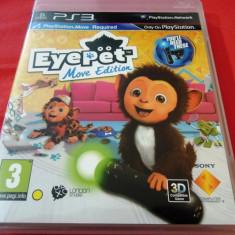 Joc Eyepet Move, PS3, original, alte sute de jocuri! - Jocuri PS3 Sony, Actiune, 3+, Single player