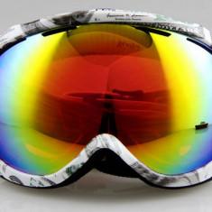 OCHELARI SKI / SNOWBOARD DOLAR lentila dubla