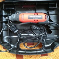 Mini bormasina multifunctionala Black Decker RT650