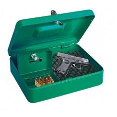 Cutie Arma Caseta Pistol, rastel Pistol si munitie