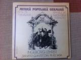 Banater Quintet Timisoara ingeborg lehrer muzica populara germana disc vinyl lp
