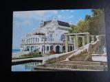 SEPT15-Vedere/Carte postala-Constanta-Restaurant Cazino-circulata, Printata