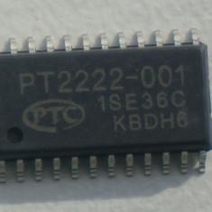 Circuit integrat PT2222-01 pentru telecomanda