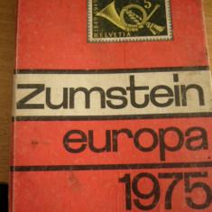 CATALOG FILATELIC GERMAN - FOARTE VECHI - 1975 - UTIL PENTRU INCEPATORI!!!!