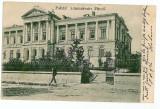 512 - Arges, PITESTI, Palatul  Administrativ - old postcard - used - 1906, Circulata, Printata