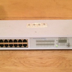 Switch 3COM 3C16465C-US SuperStack 3 Baseline 10/100 Switch, 24-Port