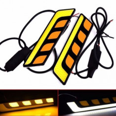 Lumini de zi drl cu functie de semnalizare, Universal