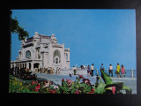 SEPT15-Vedere/Carte postala-Constanta-Restaurantul Cazino-circulata, Printata