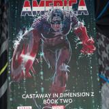 Captain America Vol 2 Castaway in Dimension Z HC, Benzi desenate Marvel Comics - Reviste benzi desenate