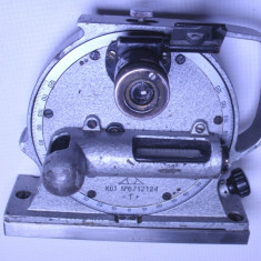 Nivela cu bula inclinometru de precizie armata artilerie vizor obiectiv luneta - Boloboc