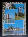 SEPT15-Vedere/Carte postala-Constanta-Litoral-Intreg postal-necirculata