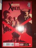 Wolverine and the X-Men 7, Benzi desenate Marvel Comics