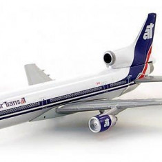 Macheta avion Lockheed L-1011-200 SCHUCO scara 1:500 - Macheta Aeromodel, 1:144