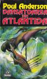 poul anderson - dansatoarea din atlantida  ( sf )