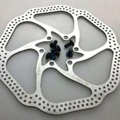 Avid HS-1 Disc 180mm rotor - Piesa bicicleta, Frane pe disc