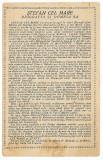 3169 - Bukowina, Suceava, RADAUTI - STEFAN cel MARE - old postcard - unused, Necirculata, Printata