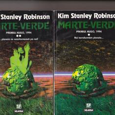 kim stanley robinson - marte verde  ( sf )