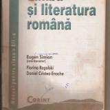 Limba și literatura română, manual pentru clasa a XII-a, Eugen Simion - Manual scolar, Clasa 12