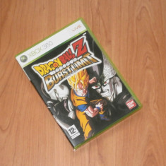 Joc XBOX360 - Dragon Ball Z Burst Limit